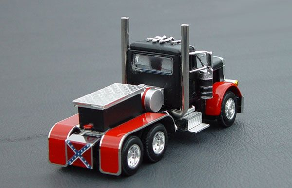 Custom Toy Semi Trucks : Best images about toy farms trucks on pinterest