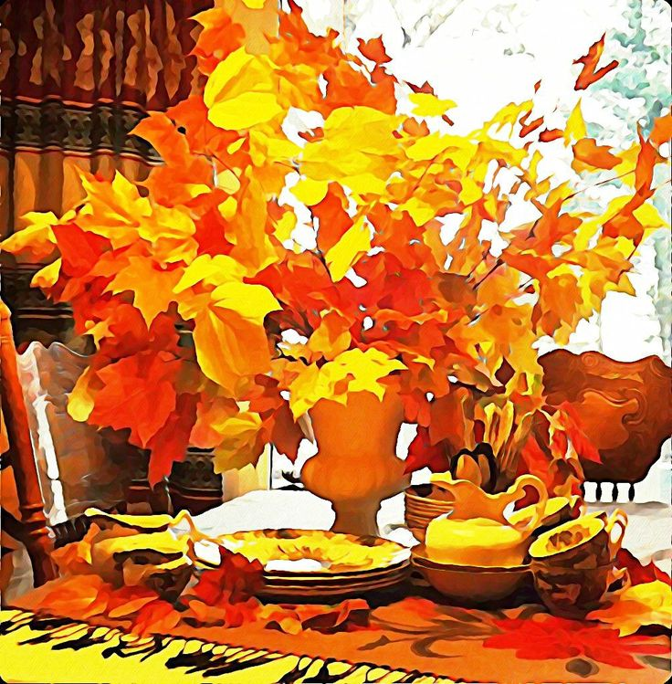 Happy Thanksgiving - Camp and Cottage Living