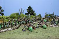 Rony La Maquette: King Of War:  Les Elfes.