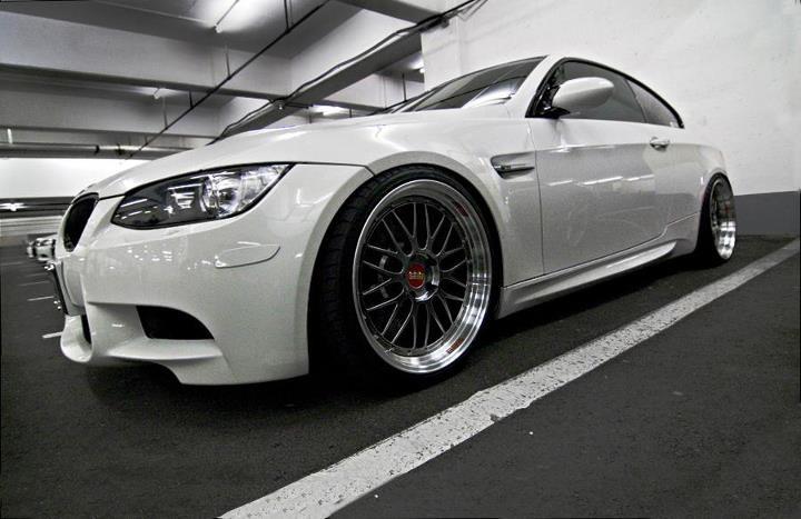 M3 on BBS wheels.  Sick!