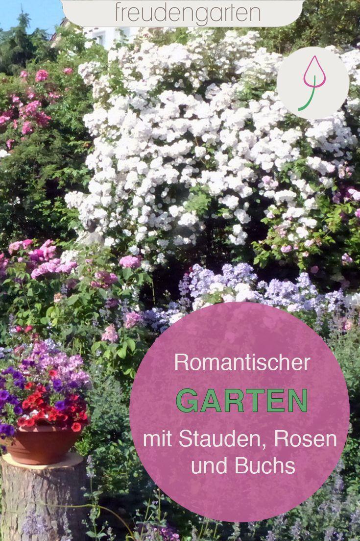 Tipps Zum Anlegen Eines Romantischen Gartens Romantische Garten Garten Pflanzen