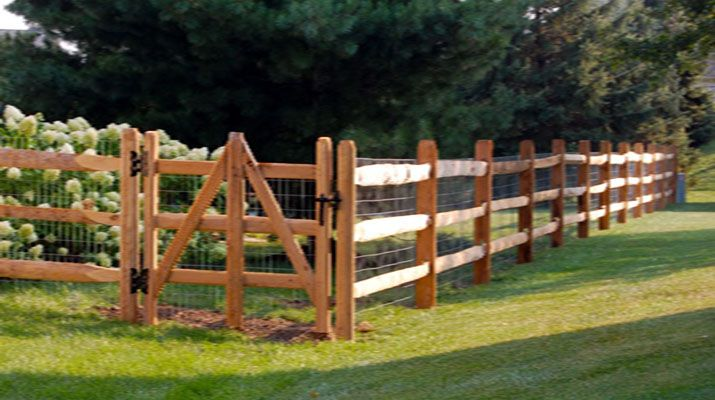 17 Best Images About Fencing On Pinterest Farm Fence