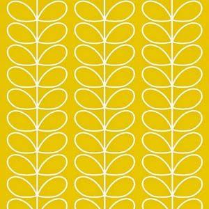 Orla Kiely wallpaper Linear Stem Mimosa