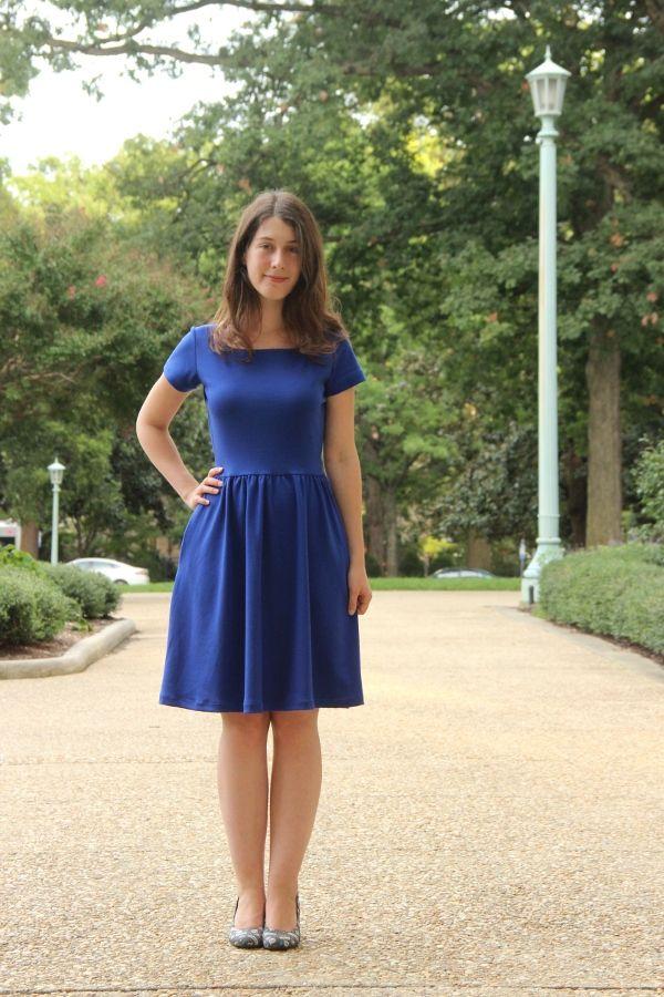 PRB (Petite Robe Bleue) | L'attaque du découd-vite