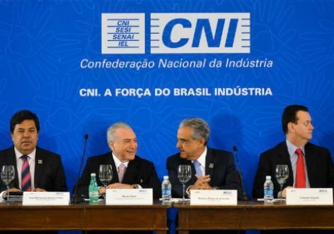 G.H.: Temer tira distribuição de renda das metas do gove...