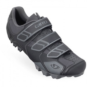 Giro Carbide Trail Cycle Cleats Mens Gray Fiber - ONLY $100.00