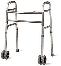 [Itm] Extra-Wide Two-Button Walker [Acsry To]: Deluxe Bariatric Walker - Extra-Wi... see description by See description for detail.. $79.05. Deluxe Bariatric Walker. Qty Is: 1 EA Which contains: 1 Case / Each; Product Weight = 9.5. NOTE: Product may be an accessory to the image displayed above. For more product info contact U.S. Family, Inc.. Extra-Wide Two-Button Walker. [Item]: Extra-Wide Two-Button Walker [Additional Info]: Deluxe Bariatric Two-Button Folding Walk...