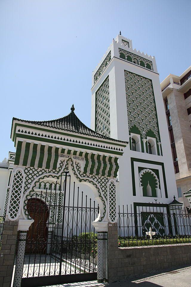 Mezquita Muley El Mehdi, Ceuta ◆Ceuta - Wikipedia http://es.wikipedia.org/wiki/Ceuta #Ceuta