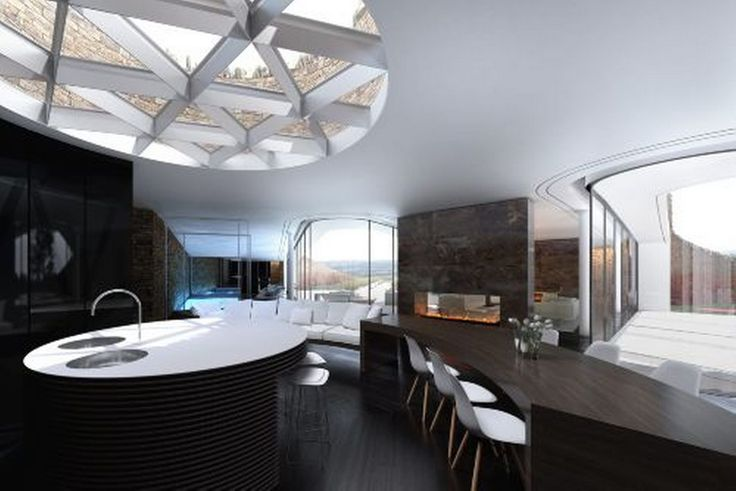 Casa Gary Neville Project Underground Home Plans Style Design Image - Google Search