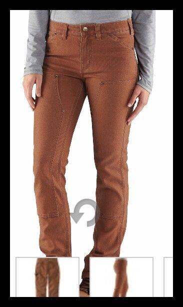 Womens carhartt pants