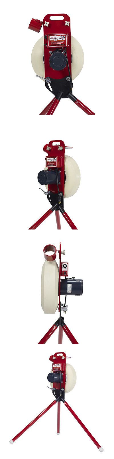 Pitching Machines 58061: First Pitch Original Baseball Softball Pitching Machine 80Mph 24 And 32 Legs -> BUY IT NOW ONLY: $959 on eBay!