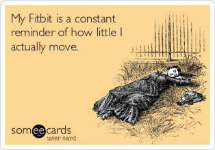 Fitbit Memes for Fitbit Addicts & Fanatics