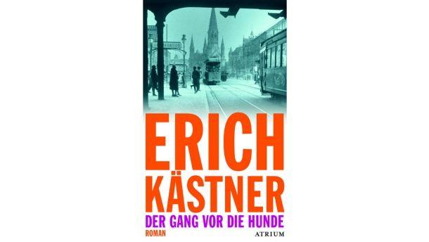 Erich @Kästner: Der Gang vor die Hunde: #Fabian, bevor er unter die Schere kam