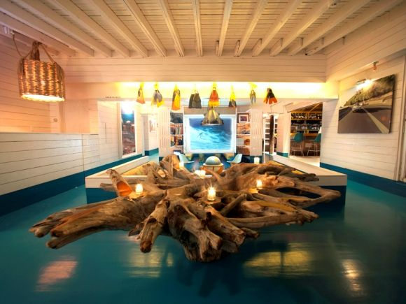 article surf shack book coastal home decor interior design inspiration