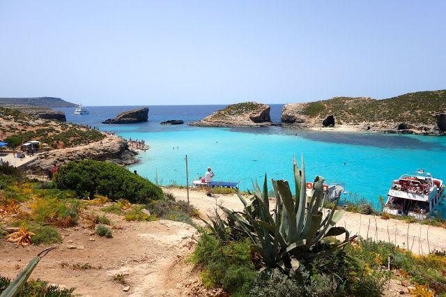 Apen matkat: Malta, osa 28, Cominon saari ja Sininen laguuni