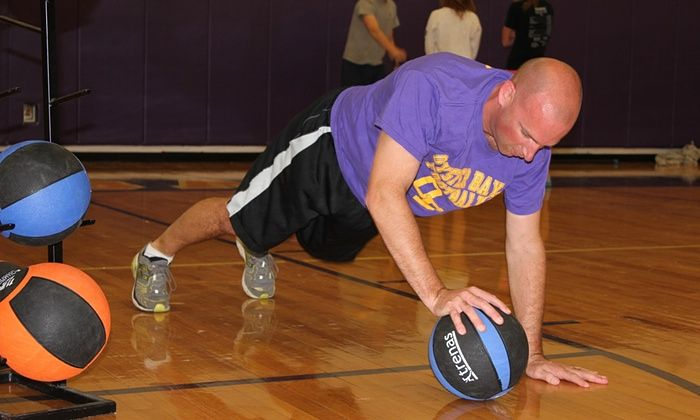Oyster Bay high school - Students take on the role of personal trainer
