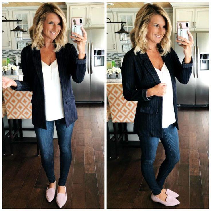 10 Work Outfits, um Ihre 8-5 aufzupeppen – #aufzupeppen #casual #ihre #Outfits #um