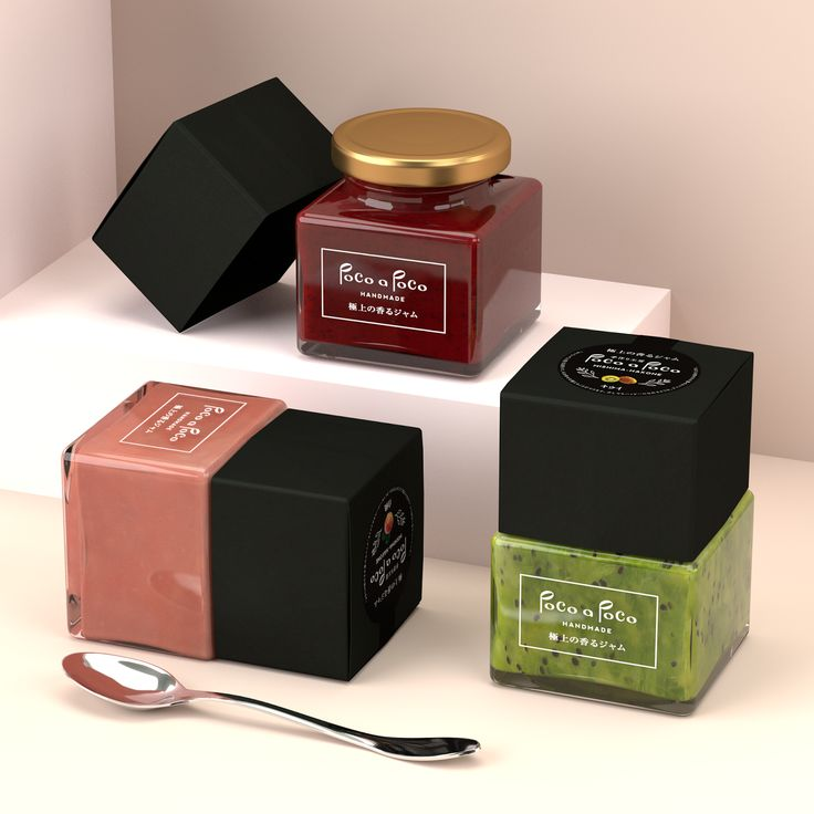 The Color Of Confiture on Packaging of the World - Creative Package Design Gallery