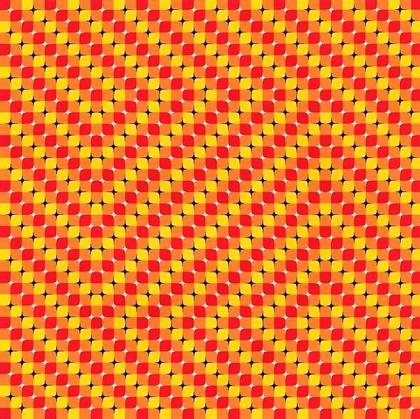 Hyperfield Illusion