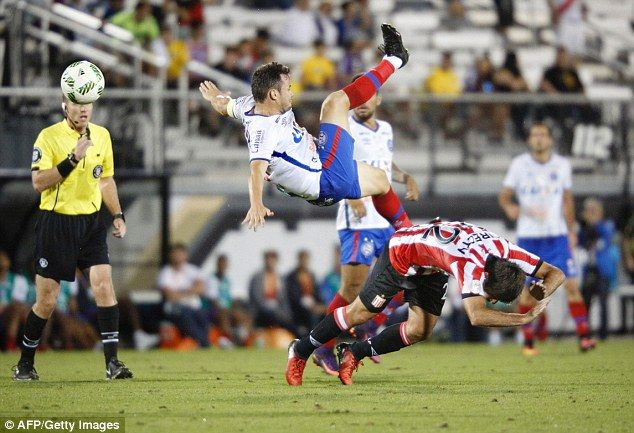 Estudiantes finished third, and now return to Argentina to continue their league campaign