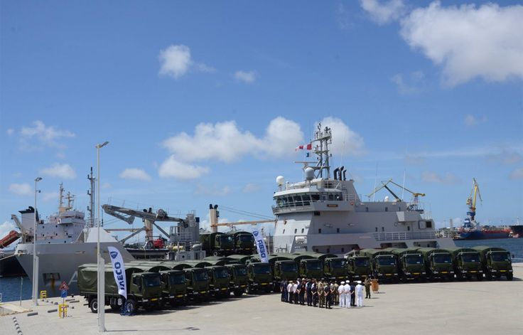 Nieuw Militair Transport Voor Caribisch Gebied