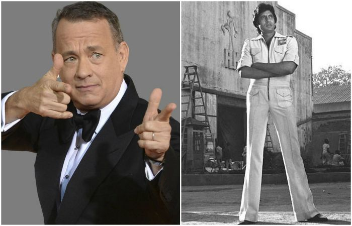 Big B Fights Bad Guys In Indian Movies: #TomHanks