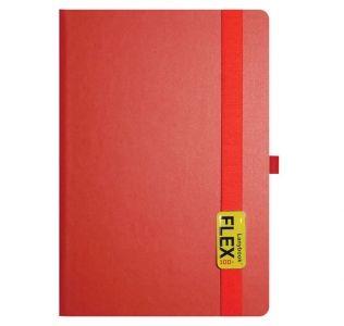 Promotional Castelli Lanybook Flex Notebook, Lanybook Matra Flex