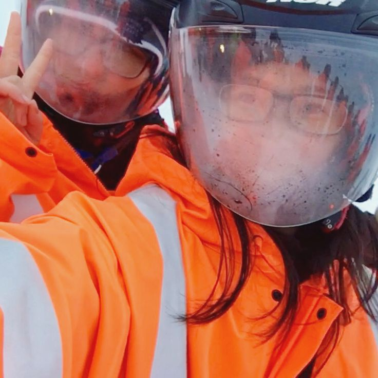 Obligatory #NationalSiblingsDay post with my amazing little sister @christinelmmm. ❤️ Our Icelandic adventures were the most incredible!! 😍😂