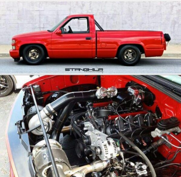 c1500 ls turbo swap