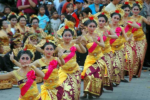 Pesta Kesenian Bali (Bali Arts Festival) 2016, the annual arts and cultural event for one month-long every year that took place at  Werdi Budaya Art Center, Denpasar