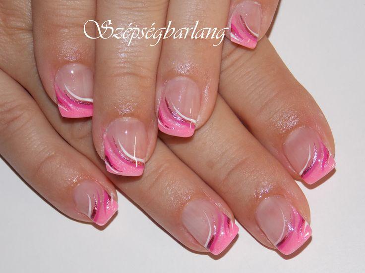 francia rózsaszín