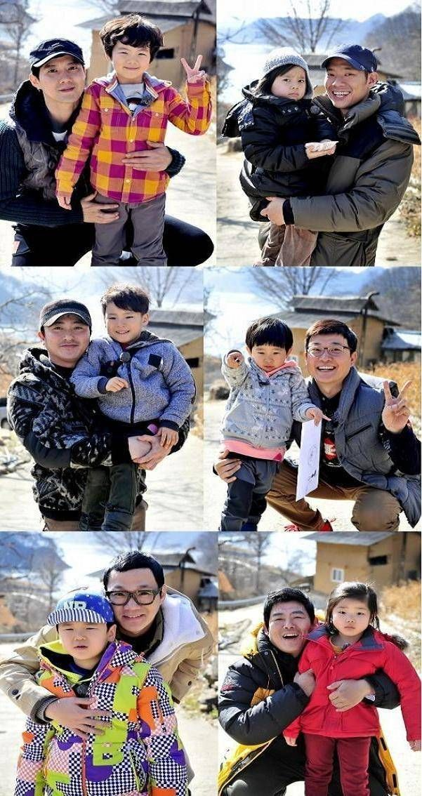 The cast of season two of 'Dad, Where Are You Going?' said hello from their first vacation together!  Read more: http://www.allkpop.com/article/2014/01/the-new-cast-of-dad-where-are-you-going-are-all-smiles-during-their-first-vacation-together#ixzz2r9EUn65Q  Follow us: @allkpop on Twitter   allkpop on Facebook