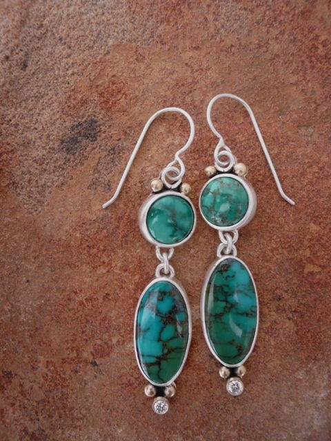 42 best images about la soula jewelry on pinterest the for Turquoise jewelry taos new mexico
