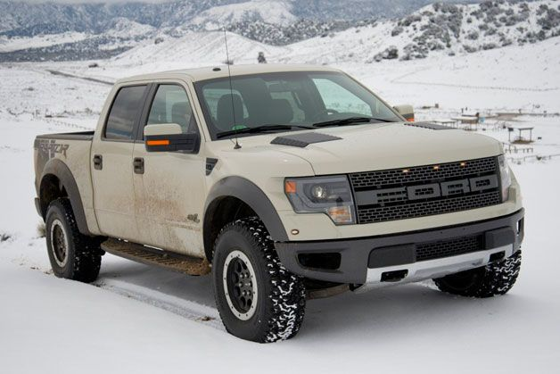 2013 Ford F-150 SVT, the street-legal trophy truck – there is really no other way to accurately describe it – is big, brawny and incredibly capable.