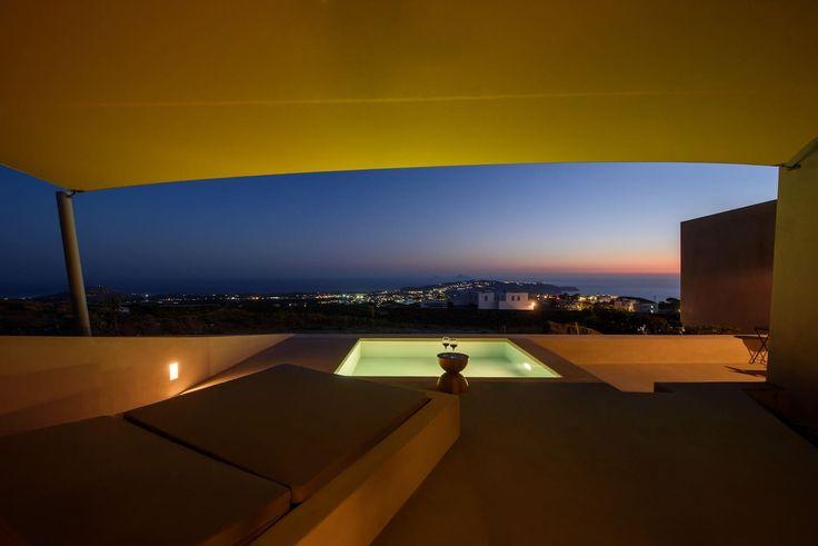 Albus Luxury Suite - Wohnungen zur Miete in Pyrgos Kallistis, Ägäis, Griechenland