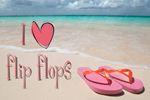 I ♥ flip flops http://www.discoverlakelanier.com