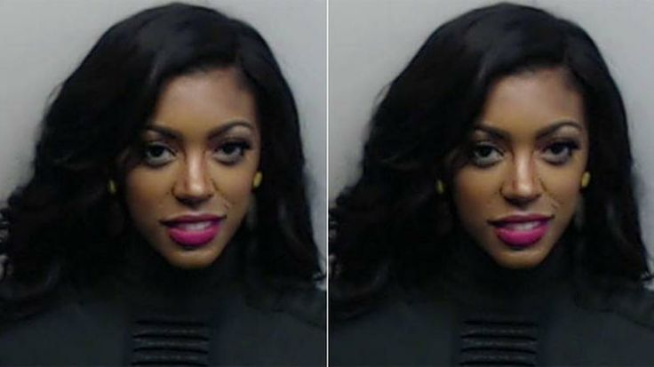 'Real Housewives Of Atlanta' Star Porsha Williams Charged With Battery
