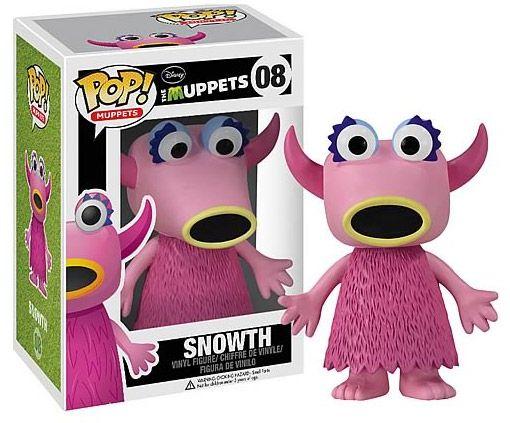 Os Muppets - Bonecos de Vinil Funko Pop!