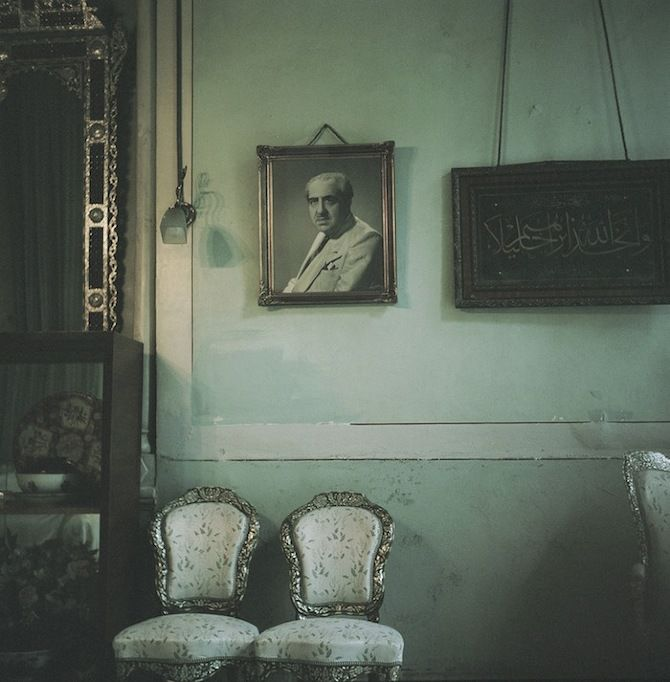 Susannah Baker-Smith: Damascus - Thisispaper Magazine
