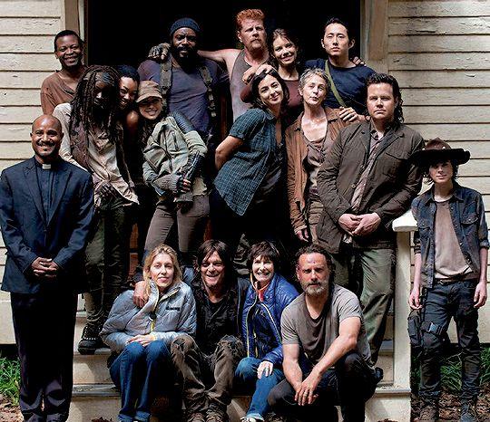 Twd Cast