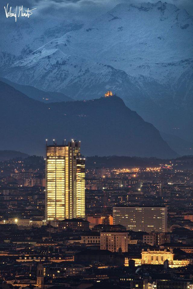 Prospettive disSacranti: da Torino verso la Sacra e la Valle di Susa #myValsusa 14.03.17 #fotodelgiorno di Valerio Minato