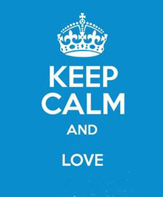 Keep Kalm And Love! A??? M???????N