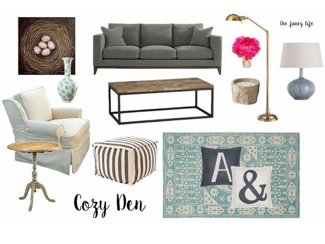 Cozy Den Design