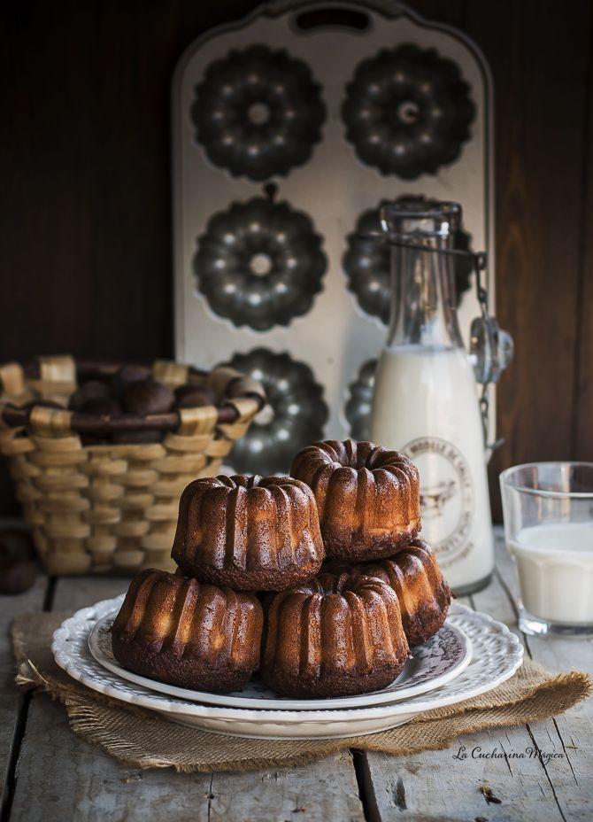 Chestnut Cake. Gluten Free