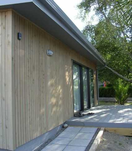 Macrocarpa Weatherboarding and Cladding