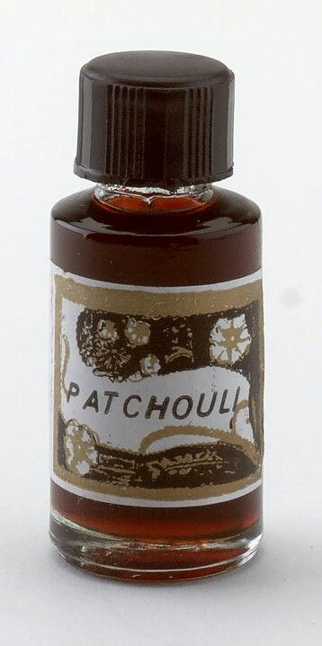 Patchouli oil...one smell and you're back in the 70's!
