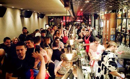 Vogatsikou 3, Cocktail Bar (non smoking), Vogatsikou 3, Thessaloniki, Tel.2310222899