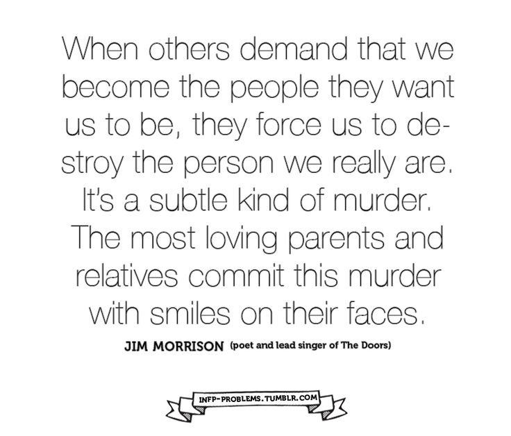 "It's so true...Jesus it's taken me four or five years to kind of ""fix"" that murder"