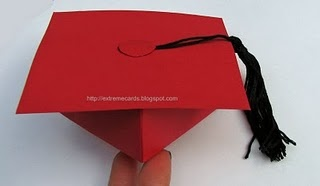 I have 10,000 graduations to go to this year, this is a cute idea!
