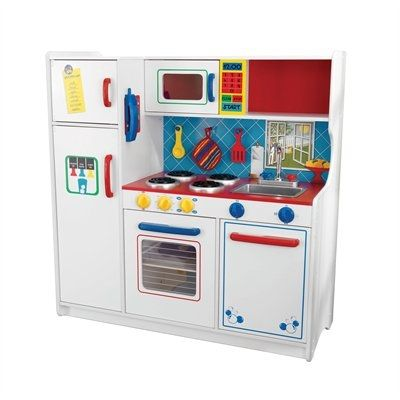 Leaholsen1986 @swagbucks Unbeatable deal $100 off the Deluxe Kitchen Kraft set for only $149.95 + 6% cash back = $140.95 at Indigo! I promised my daughter a kitchen set when she got potty trained...I wish this deal was around back then (I paid double at Costco). #SwishList #ChristmasGiftIdeas